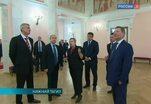 Владимир Путин посетил Нижнетагильский драматический театр
