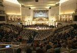 В Зале Чайковского всё готово к юбилейному концерту в честь Свиридова
