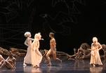 На новой сцене Мариинского театра прошла первая балетная премьера сезона