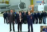 Президент России поздравил с Днем космонавтики интернациональную команду астронавтов