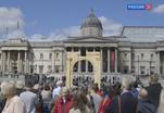 В Лондоне воссоздали Триумфальную арку, разрушенную в Пальмире