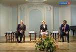 Развитие хорового движения в России обсудили во Всероссийском хоровом обществе