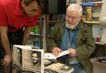 Сергей Соловьев представил две книги на фестивале