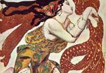 Масштабная ретроспектива работ Льва Бакста представлена в Пушкинском музее