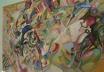 Экспозиция к 150-летию со дня рождения Кандинского начала работу в Эрмитаже
