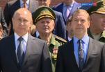 Владимир Путин напомнил об уроках Великой Отечественной. Возложение венков