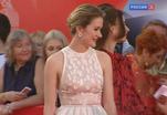 Гости прибывают на 38-й Московский международный кинофестиваль