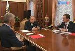 Президент России обсудил с Собяниным и Мединским вопросы развития культуры в столице