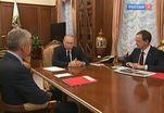 Создание Музея кино и столичные проекты реконструкций обсудили на встрече с президентом