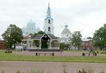 Владимир Путин и Патриарх Кирилл приняли участие в торжественных мероприятиях на Валааме