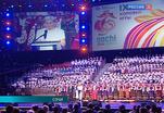 В Сочи торжественно закрылись Всемирные хоровые игры