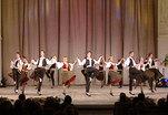 Вечер Академического ансамбля народного танца имени Игоря Моисеева