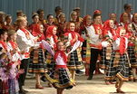 Новости культуры. Эфир от 22.10.2012 (19:30) В Москве завершился конкурс песенно-танцевального искусства