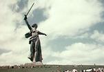Главный символ Волгограда неподвластен времени