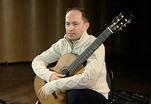 Легендарный гитарист Денис Азабагич выступил в Москве