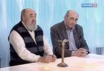 Евгений Попов и Александр Кабаков на