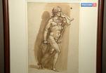 Уникальную коллекцию оригинальных рисунков итальянской школы представляет Музей изобразительных искусств