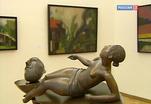 Никита Медведев и Геннадий Красношлыков представили совместную выставку