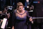 Мария Гулегина выступила с единственным концертом в Москве