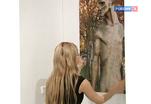 Выставка работ Евгения Чубарова