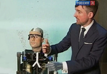 В Лондоне представлен уникальный бионический человек