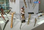Холодное оружие из Индонезии на выставке в Москве