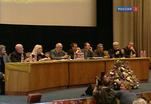 В столичном Доме кино сегодня прошел съезд Союза кинематографистов России