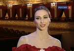 В Большом театре состоялся бенефис Светланы Захаровой