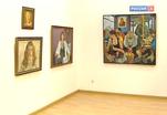 В столице открылась выставка Александра Дудина