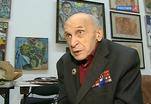 В Центральном Доме художника проходит персональная выставка картин Леонида Рабичева