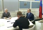 Президент провел совещание по вопросам школьного образования