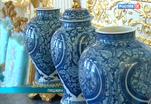 Императорские вазы вернулись в Царское Село