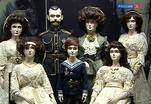 Кукольные изображения русских монархов - на выставке в Архангельском