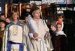 На Красной площади идут последние приготовления к праздничному концерту