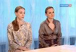 Галина Степаненко и Ольга Смирнова на