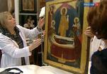 Донскую икону Божьей Матери временно передадут в Донской монастырь из Третьяковки