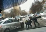 Водители против пешеходов: убойное видео