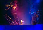 Краковский Театр Гротеска показал в Москве кукольный спектакль о жизни Марка Шагала