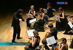 Серию концертов в Сеуле дал известный скрипач и дирижер Максим Федотов
