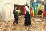 Путин поздравил с днем рождения Патриарха Московского и всея Руси Кирилла