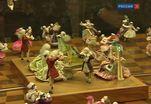 Ожившие куклы в музее
