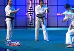 Лучшие мастера боевых искусств получили