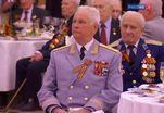 Путин поздравил ветеранов с Днём Победы
