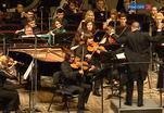 Юношеский симфонический оркестр под управлением Юрия Башмета начал первое европейское турне