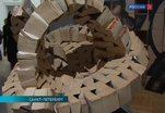 В Русском музее - выставка бумажной скульптуры