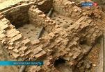 Ко Дню археолога исследователи, работающие в Ново-Иерусалимском монастыре, преподнесли себе подарок