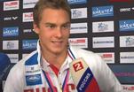 Владимир Морозов принес первое золото в плавательном бассейне