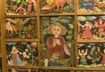Палехское искусство представили в Центральном доме художника