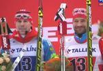 Наши лыжники Петухов и Устюгов утерли нос норвежцам