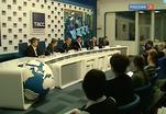 XV Международный конкурс имени Чайковского предварил телемост